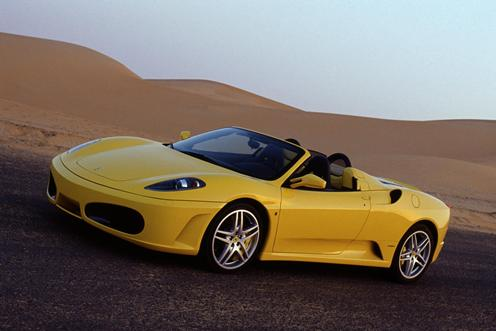 most expensive cars to insure - Ferrari F430