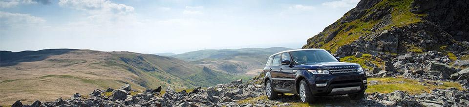 Land Rover Range Rover car insurance